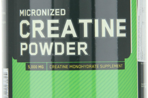optimum nutrition creatine