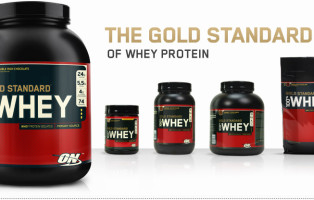100 gold standard whey protein
