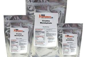 bulksupplements creatine